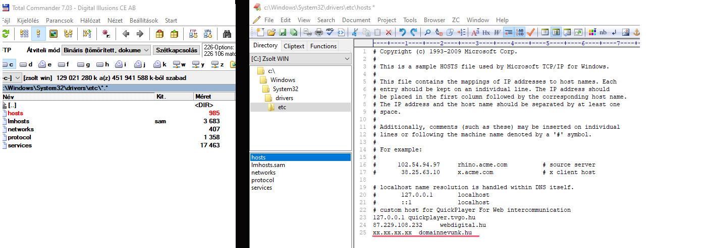 hogyan kell futtatni a bináris fájlt